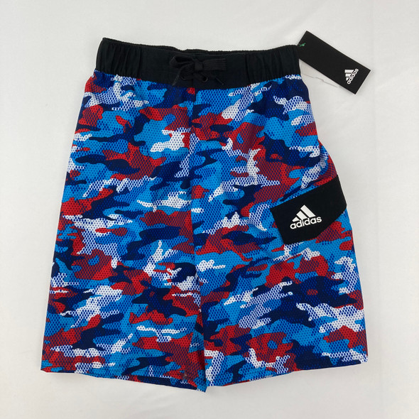 Camouflage Pocket Swimsuit Small