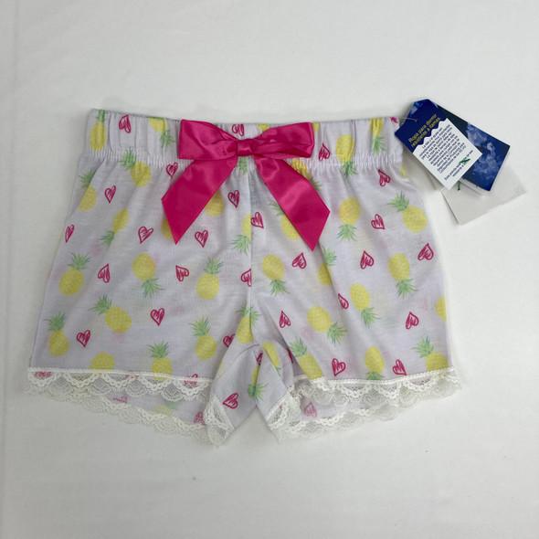 Pineapple Shorts Small