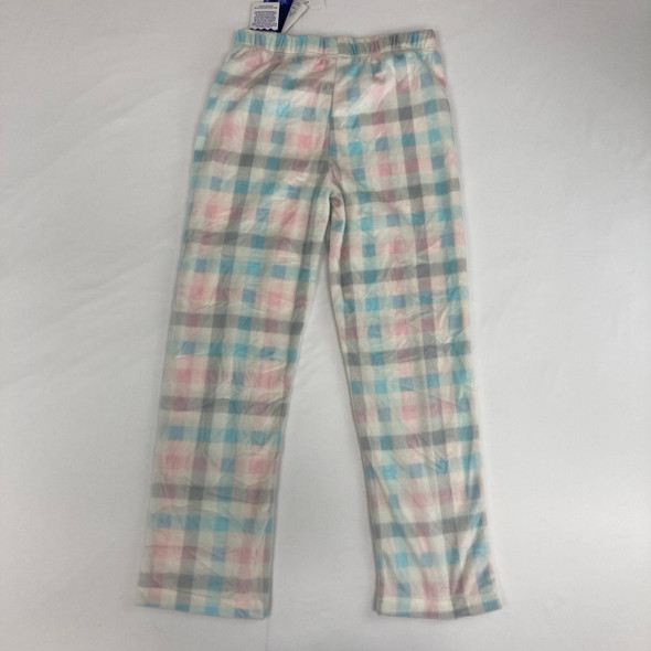 Checkered Soft Pants Large