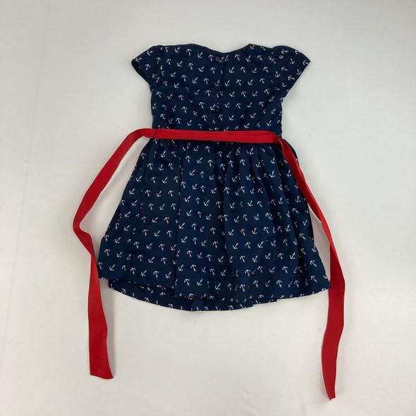 Anchor Dress 18 mth