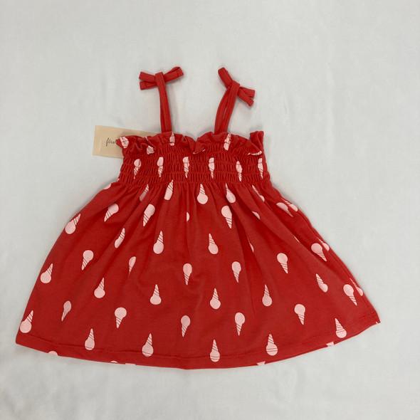 Sea Shells Dress 6-9 mth