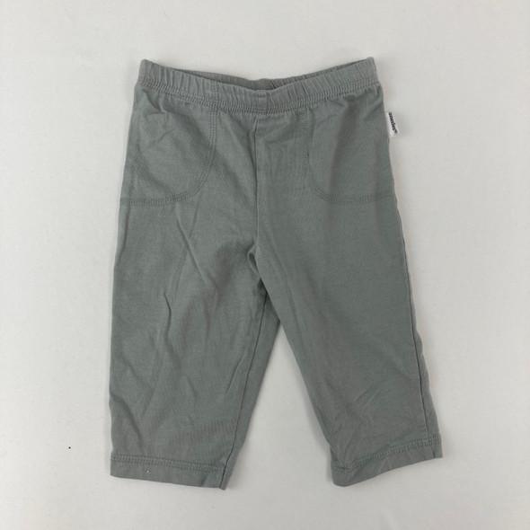 Gray Sweats 3-6 mth