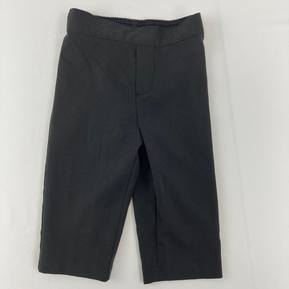 Gray Dress Pants 12 mth
