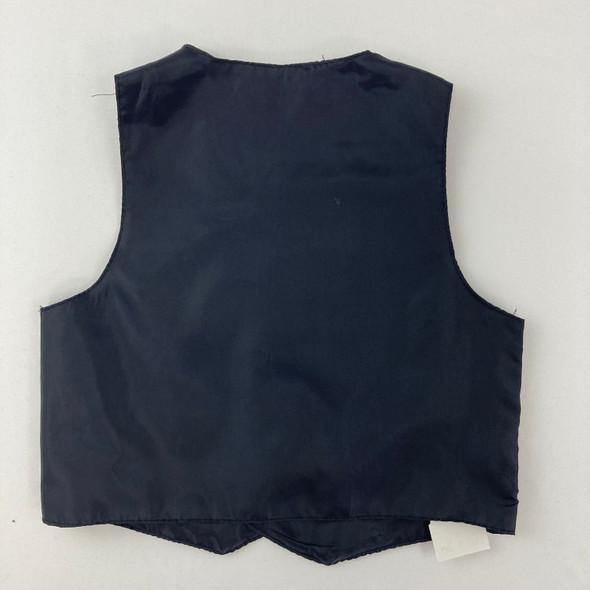 Plaid Suit Vest 24 mth
