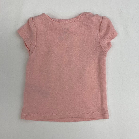Hi Tee Shirt Newborn