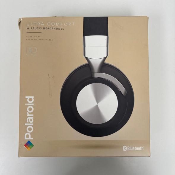 Black Ultra Comfort Wireless Headphones C