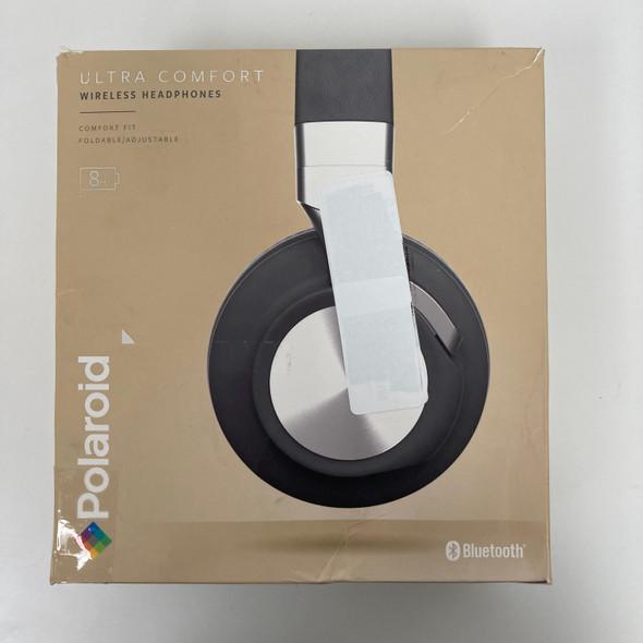 Gray Ultra Comfort Wireless Headphones