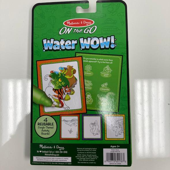 Jungle Water-Reveal Pad