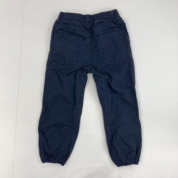 Blue Khaki Joggers 2T