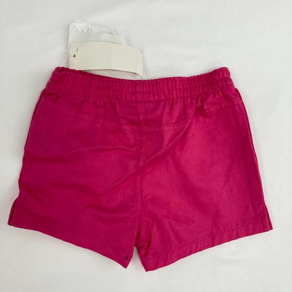 Pink Short 3-6 mth
