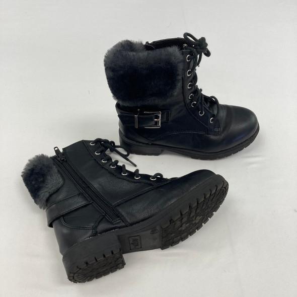 Black Boots Infant 13
