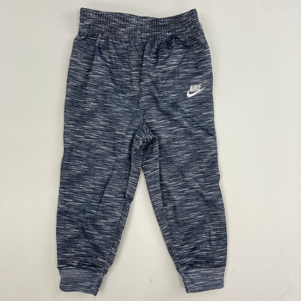 Gray Stripped Pants 18 mth