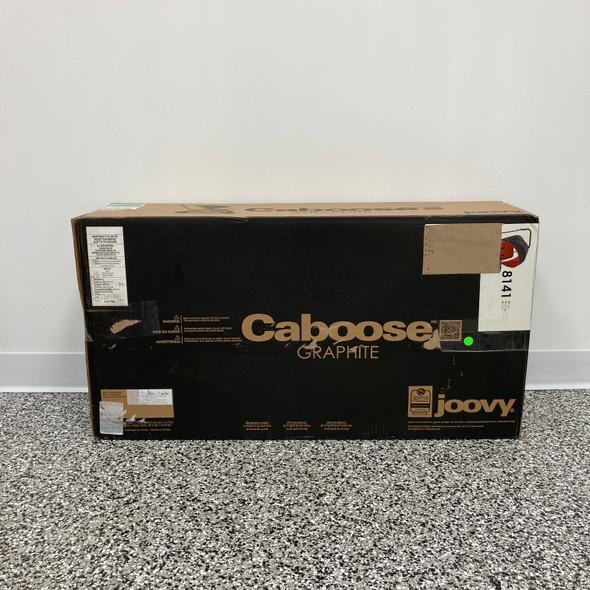Caboose Graphite 8141 Red A