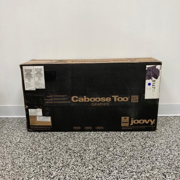 Caboose Too Graphite 8167 Black D