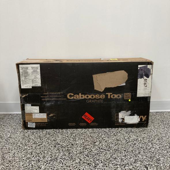 Caboose Too Graphite 8167 Black A