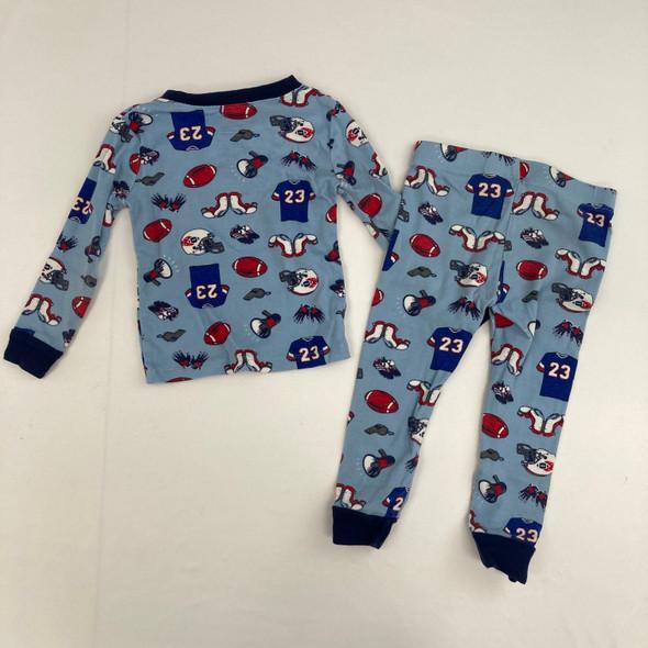 Football Sleepwear 2T