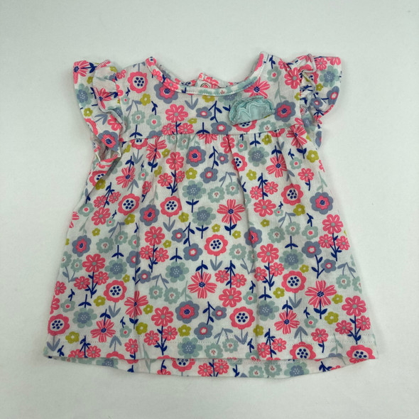 Flower Top 0-3 mth