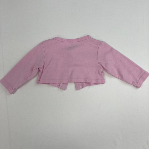 Light Pink Sweater 3-6 mth