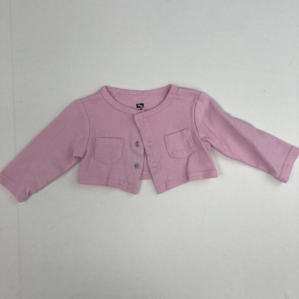 Light Pink Sweater 3-6 mth