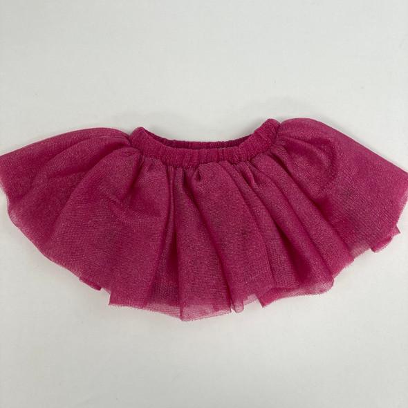Pink Shimmer Skirt Newborn