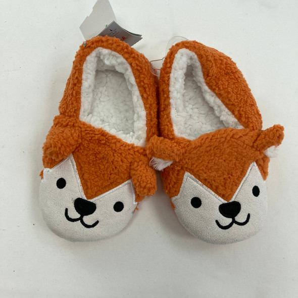 Fox Slippers Shoe Size 4T-5T