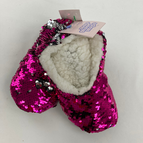 Sequin Slippers Shoe Size 2-5
