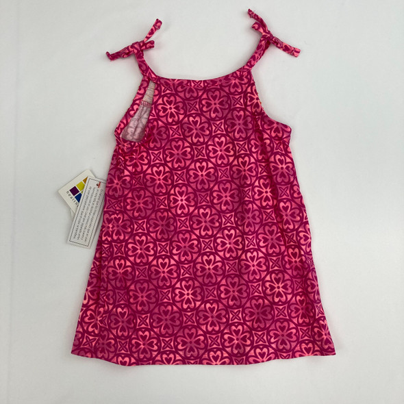 Heart Flowers Dress 18 mth