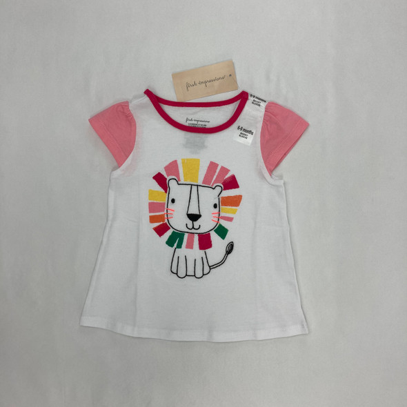 Lion Shirt 6-9 mth