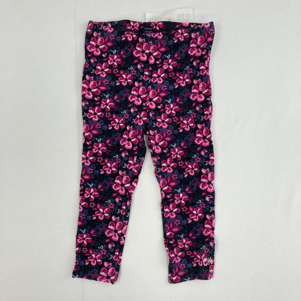 Floral Legging 2T