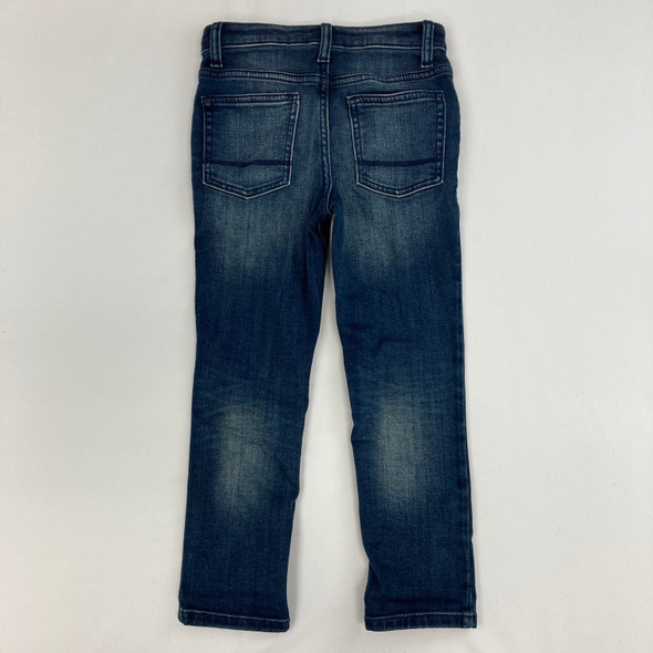 Winter Brushed Back Skinny Fit Jeans 7 yr