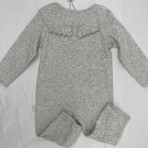 Stars With Wings 1-pc 6-12 mth