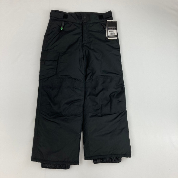 Black Snow Pants Small 6/7 yr