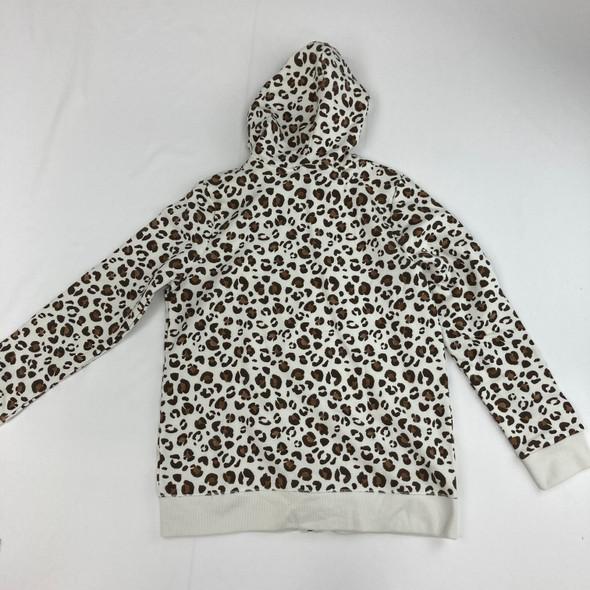 Animal Print Sweatshirt X-Large