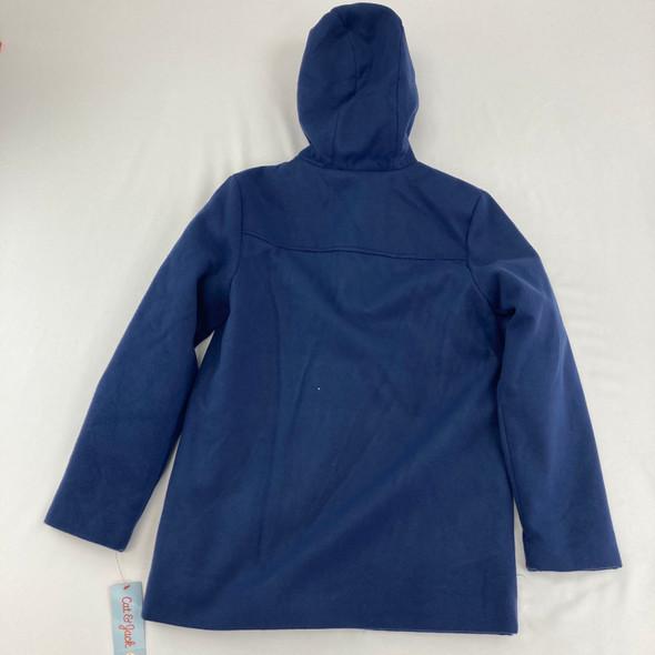 Faux Wool Jacket 12-14 yr