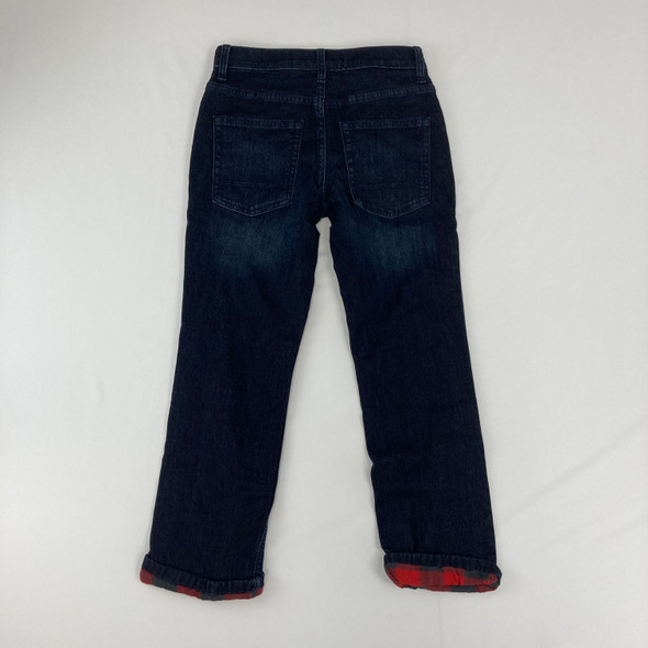 Flannel Lined Jeans 8 yr