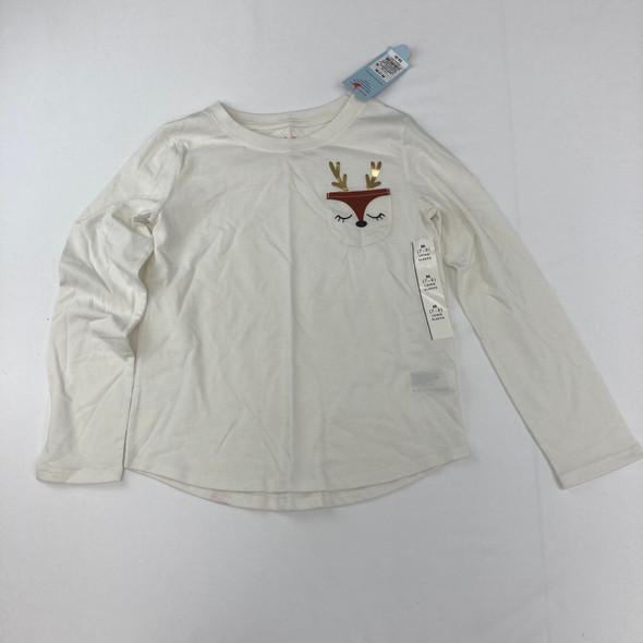 Reindeer Pocket Shirt Medium