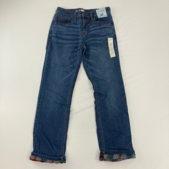 Flannel Lined Jeans 12 yr