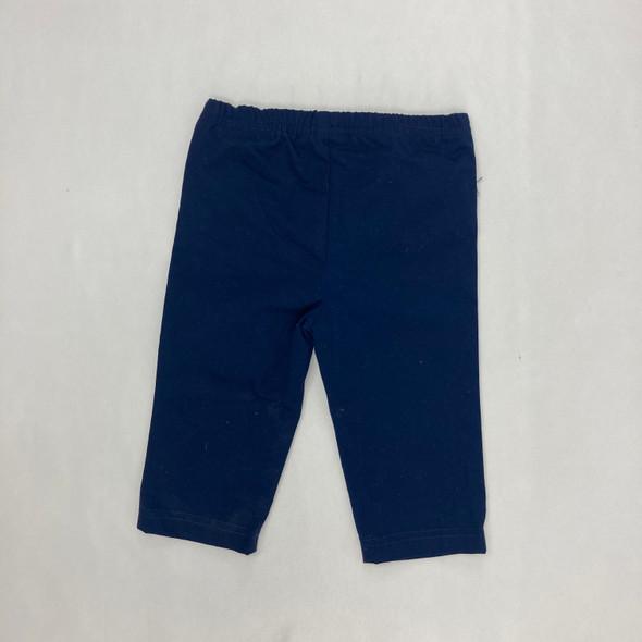 Navy Dress Pants 6 mth