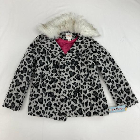 Animal Prink Jacket 6/6X