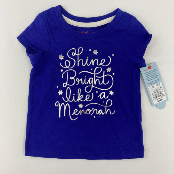 Shine Bright Graphic T-Shirt 12 mth