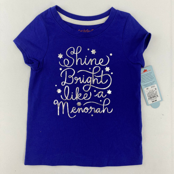 Shine Bright Graphic T-Shirt 2T