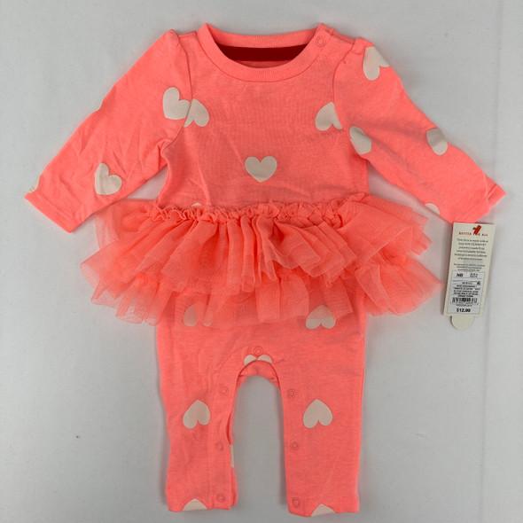 Hearts & Wings 1-pc Newborn