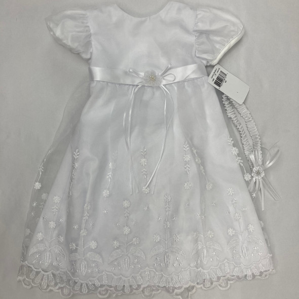 Christening Dress 6-9 mth