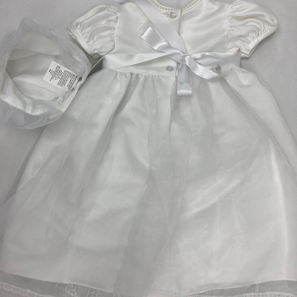Christening Floral Dress 6-9 mth