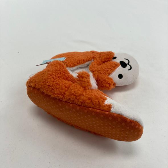 Fox Slippers 4-5T