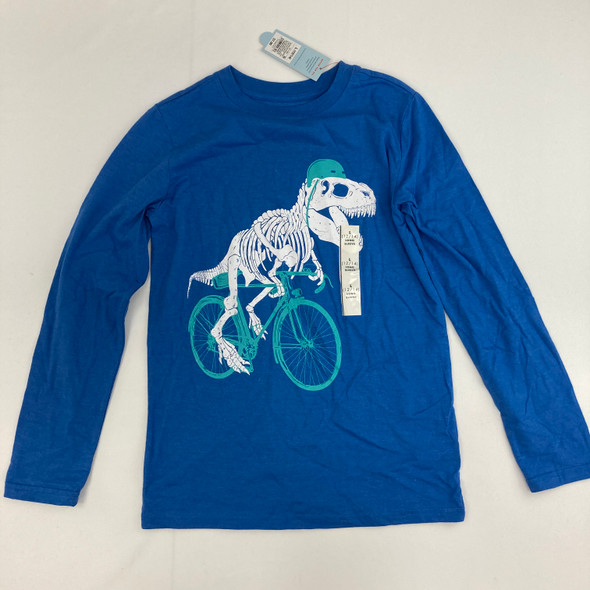 Long Sleeve Graphic T-Shirt Large