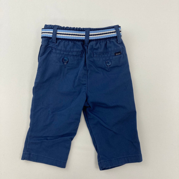 Belted Pants 6 mth