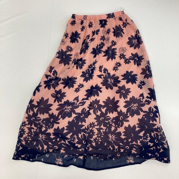 Floral Skirt 8 yr