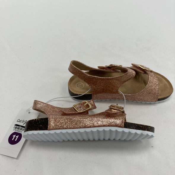Tisha Comfort Footbed Sandals 11