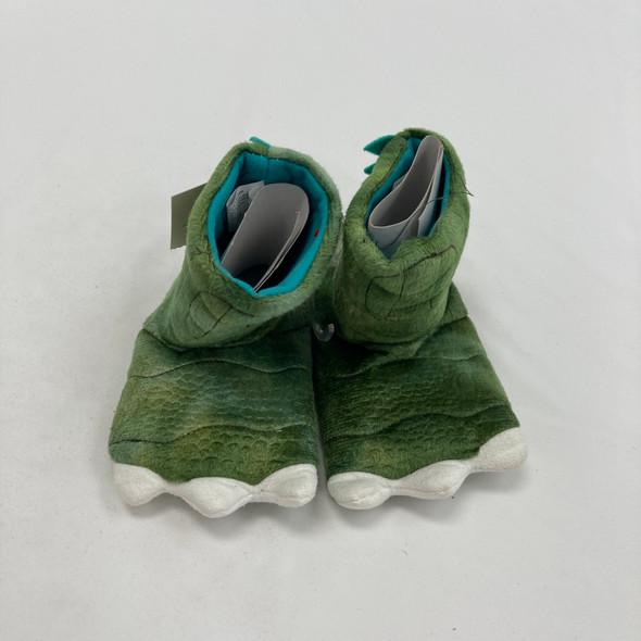 Dino Slipper Boots Small 12-24 mth